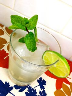 Moscow Mule - refreshing and summer approved