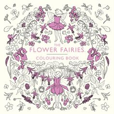 Delve into the magical world of Flower Fairies with this intricately illustrated colouring book.  With 45 stunning illustrations to colour, this enchanting colouring book is the perfect gift for any Flower Fairies fan.
