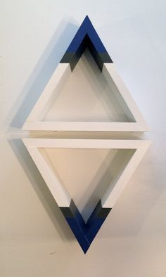 1000 Ideas About Triangle Wall On Pinterest Accent