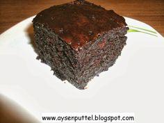 Islak Kek / Nasser Kuchen schneller Schokokuchen. wenig Zutaten - lecker