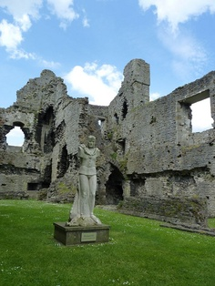 middleham  by Biepmiep, via Flickr  home at one time of Richard III