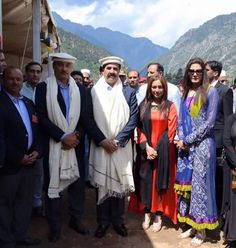 Gen. Raheel Sharif promoting tourism in Swat Valley!