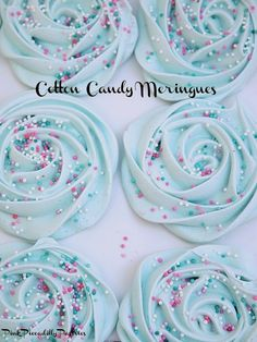 This is round 2 of my quest for the best cotton candy flavoring.    Youmayremember my cotton candy mints recipe where I tried   th...