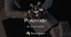Wiele osób tworząc swoje portfolio ma na celu zbudowanie marki bądź prezentację prac klientom. A co jeśli mógłbyś na tych pracach zarobić więcej?