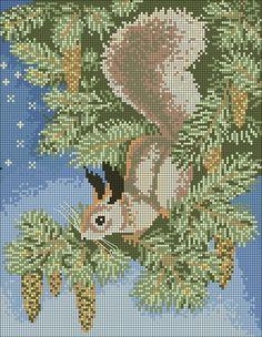 Cross stitch Christmas*<3* Point de croix Noël