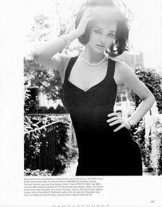 Flirty Fifties Model: Miranda Kerr Photographer: Terry Richardson Fashion Editor: Brana Wolf Harper's Bazaar US, April 2012 Terry Richardson, Estilo Miranda Kerr, Miranda Kerr Style, Old Hollywood Style, Hollywood Fashion, Foto Fashion, Fashion Models, Fashion Pics, Paris Fashion