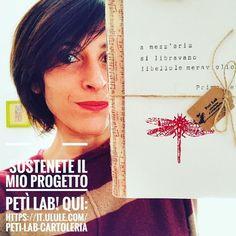 Petì Lab Handmade - Support My project here: https://it.ulule.com/peti-lab-cartoleria/