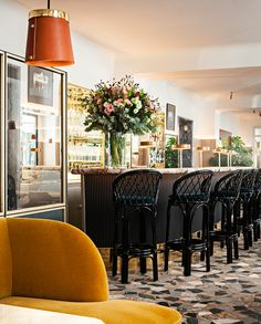 An intrepid culinary adventure embarked upon by a multiple Michelin starred father and son duo lies behind the rebirth of legendary Parisian restaurant Divellec. Originally opened by chef and fisherman Jacques Le Divellec in 1983, his eponymous seafood...