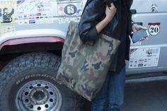ANJA Bag Military