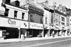 Yonge St. South of Dundas, Toronto early seventies