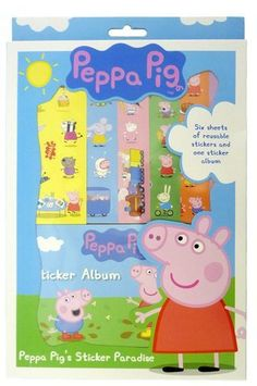Peppa Pig Sticker Paradise Set Peppa Pig,http://www.amazon.co.uk/dp/B008LMDNGM/ref=cm_sw_r_pi_dp_YwGFtb14XN0DBXQH