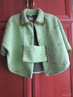 girl toddler coats pale green