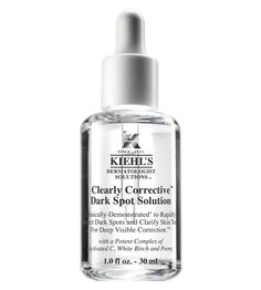 Clearly Corrective™ Dark Spot Solution $50. Lasts a long time because you only need three drops a night, one for each cheek and one for your forehead