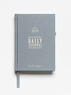 Was all set to return to moleskin for next year's diary and then I saw this delicious lovely!....frankie diary 2015