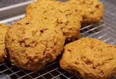 Biggest Loser Pumpkin Spice Cookies (3 Points+)