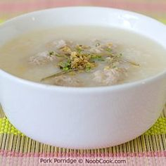 Lotus Root Soup with Peanuts Recipe 莲藕汤 Peanut Recipes, Veg Recipes, Asian Recipes, Cooking Recipes, Asian Foods, Chinese Beef Stir Fry, Chinese Pork, Dried Scallops, Pork Meatballs