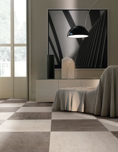 For powerful performance coupled with ultimate luxury, look no further than Imagica ColorBody Porcelain. Concrete Look Tile, Stained Concrete, Cement, Room Tiles, Flooring Options, Outdoor Spaces, Contemporary Design, Tile Floor, Living Spaces