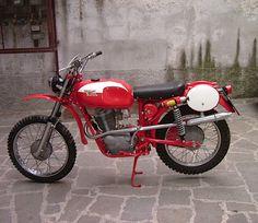 moto morini corsaro regolarita anni 60