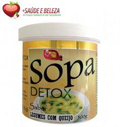 De sabor super agradável você terá uma refeição completa com nossa Sopa Detox.  Cuide da sua Saúde com Produtos de Qualidade... Temos muitas ofertas para você ficar em dia com sua Saúde. Confira! http://www.maissaudeebeleza.com.br/p/198/sopa-detox-300g---sabor-legumes-com-queijo?utm_source=pinterest&utm_medium=link&utm_campaign=Sopa+Detox&utm_content=post