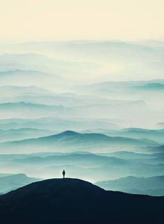 Undo the Dry Spell: Storms, Weather and Clouds 3 Foggy Misty Horizon