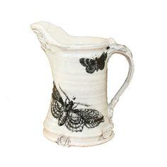 designer jug, porcelain jug, beautiful jug   Miratis