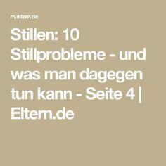 Stillen: 10 Stillprobleme - und was man dagegen tun kann - Seite 4 | Eltern.de