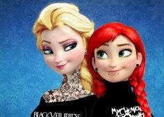 Princesas punk