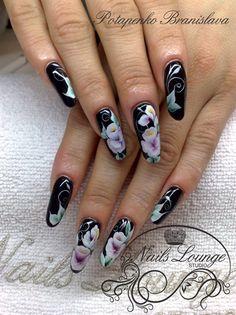 Floras tips nail art gallery by nailsmag nailart one stroke by branislavap nail art gallery nailartgalleryilsmag by nails magazine prinsesfo Choice Image