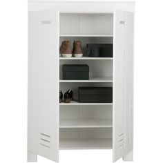 Tess Shoe Cabinet • WOO .Design Shoe Cabinet Design, Bedroom Tv Wall, Tv Unit, Shoe Collection, Grey And White, Locker Storage, Furniture Design, Shoes, Club