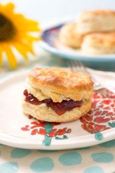 Sugar & Spice by Celeste: Classic Buttermilk Biscuits