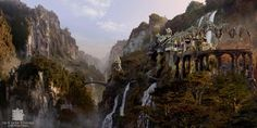 rivendell wallpaper hobbit | The Swede, the fungus and the hobbit | Spores, moulds, and fungi