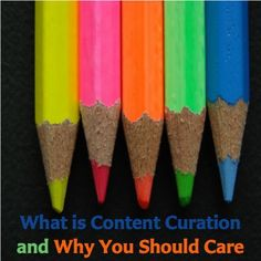 What is Content Curation and Why You Should Care  http://www.JenniferHerndon.com