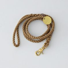 Natural Standard Leash by Found My Animal