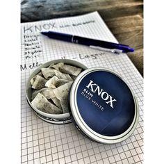 Snus tecken on my instagram #snus #snuff #tobacco Snuff Tobacco, Blue And White, Instagram