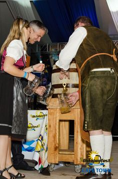 If you've got the time, we've got the beer. It Doesn't Get Any Better than the Windhoek Oktoberfest 2018 to be hosted at Meerendal, Durbanville on 2nd and 3rd November