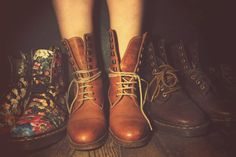 I've grown an obsession with all kinds of boots......