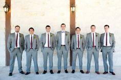 Gents in grey   Austin, TX   @Tracy Stewart Stewart Dub Old Town   @Kat Ellis Stafford   @Gypsy Soul Soul Soul Floral and Events   #wedding