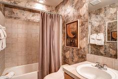 Bathroom, Bay Club Condo, Frisco, Colorado, brought to you by Colorado Rocky Mountain Resorts - Vacation Rentals & Property Management.
