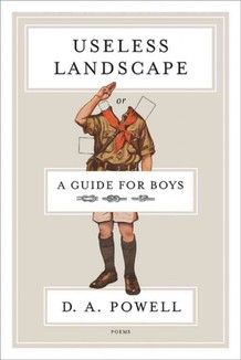 Useless Landscape, or a Guide for Boys, Poems by D. A. Powell