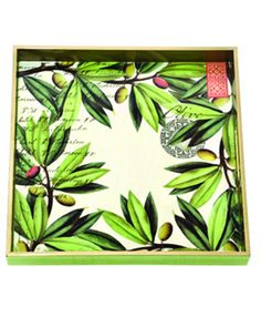 Decoupage Tray Available at Kaji Home Decor
