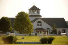 Front of Beacon Hill. such a gorgeous barn