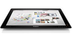 "Lenovo Tabletop Gaming PC | IdeaCentre Horizon | 27"" with Windows 8"
