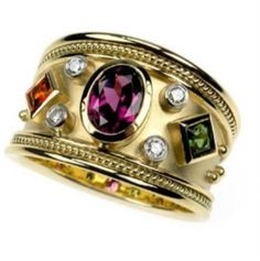 Byzantine ring.... gorgeous!