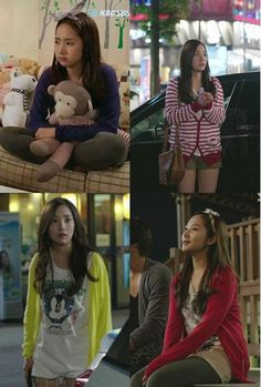 City hunter Causual wear - park min young
