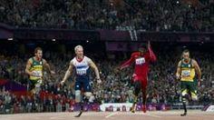 Image copyright                  Getty Images Image caption                                      En Río 2016 compiten más de 4.000 atletas paralímpicos. (Foto de archivo Londres 2012)                                Los Juegos Paralímpicos no serían una competencia justa si no se agruparan a los deportistas en función de su nivel de discapacidad. En los 22 deportes, los atletas compiten en sus respectivas categorías descritas por el Com