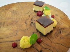 Londolozi's signature Amarula cheesecake