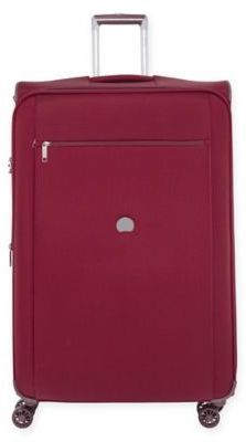 Delsey Paris DELSEY PARIS Montmartre+ 29-Inch Expandable Spinner Suitcase in Bordeaux