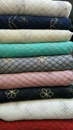Printed Silk Fabric, Shalwar Kameez, Woman Clothing, Silk Sarees, Fabric Design, Hand Embroidery, Cloths, Custom Design, Fabrics