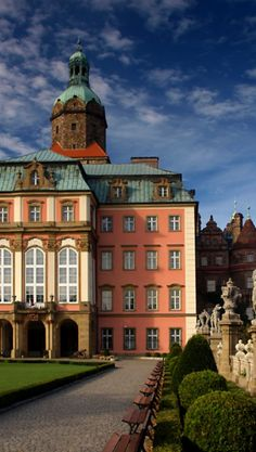 I believe my ancestors are from this area. Beautiful Castles, Beautiful Buildings, Beautiful Places To Visit, Places To See, Visit Poland, The Beautiful Country, Central Europe, Eastern Europe, Vacation Spots