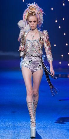 Desfile New York Fashion Week PrimaveraVero 2017 Marc Jacobs Destaques  Fragmentos de Moda